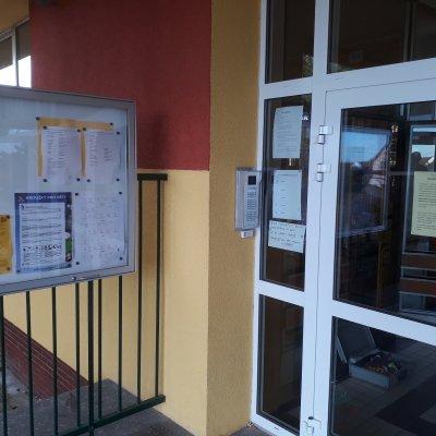 Vstup tablo ABB Welcome midi