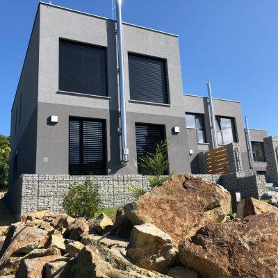 Moderní dům s Loxone