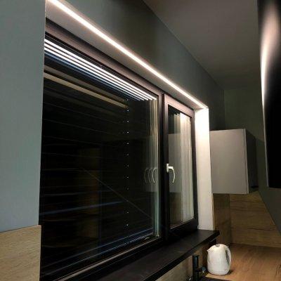 LED osvětlení - Loxone