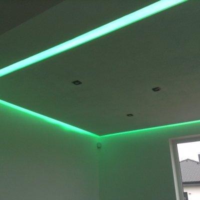 Osvětlení - realizace Technika pro domy