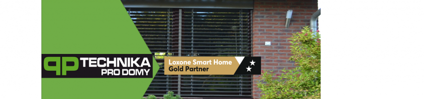 LOXONE - GOLD PARTNER