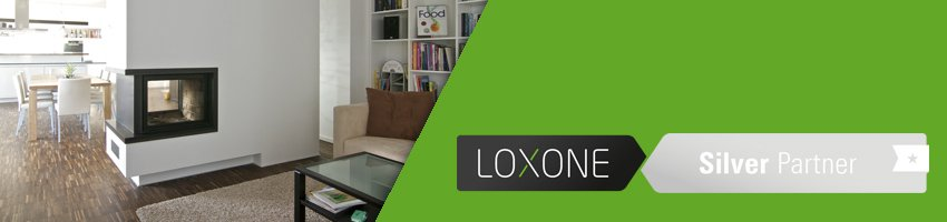 Chytrý dům na systému Loxone