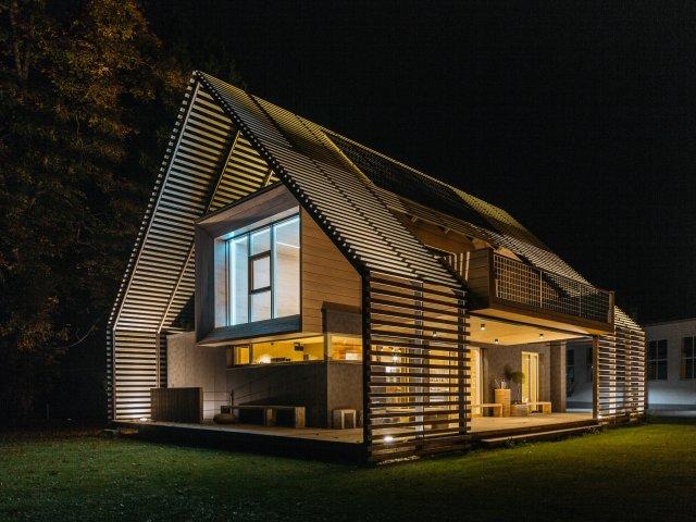 Loxone - chytrý dům