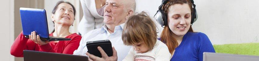 Wifi pokrytí rodinného domu