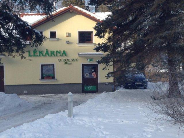 Lékárna Karlovy Vary