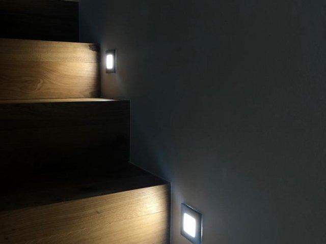 Osvětlení s Loxone